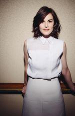 MICHELLE DOCKERY at Downton Abbey 2014 Summer TCA Tour
