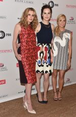 MICHELLE DOCKERY at PBS 2014 TCA Summer Tour