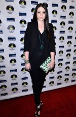MICHELLE TRACHTENBER at The Distortion of Sound Premiere in Los Angeles