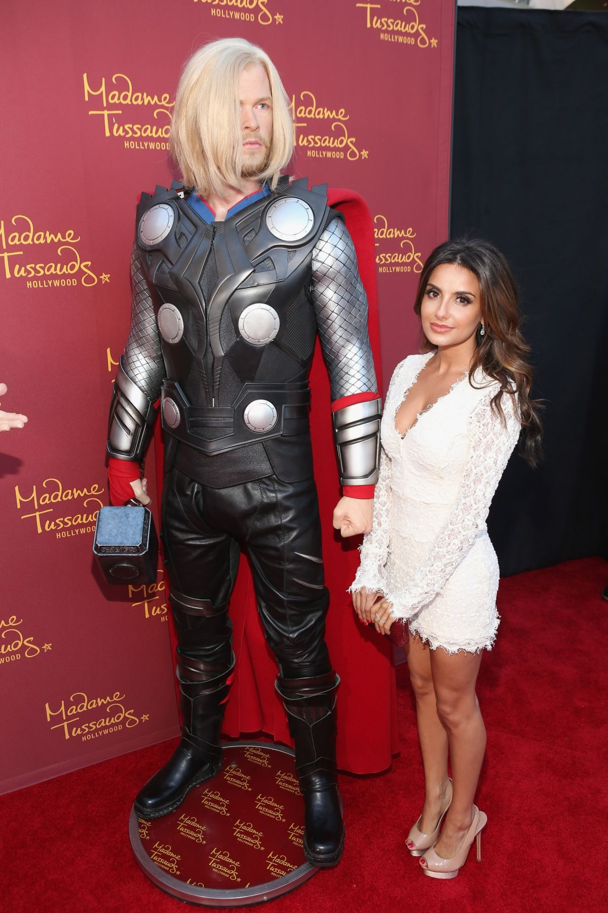 MIKAELA HOOVER at Guardians of the Galaxy Premiere in Hollywood