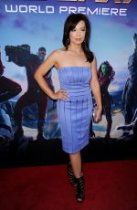 MING-NA WEN at Guardians of the Galaxy Premiere in Hollywood