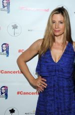 MIRA SORVINO at Champagne Joy Charity Fundraiser in New York