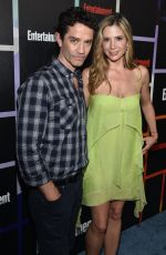 MIRA SORVINO at Entertainment Weekly's Comic-con Celebration