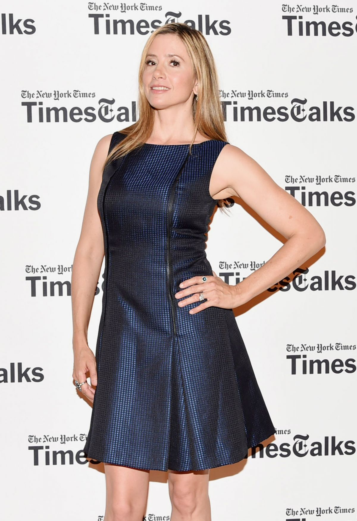 MIRA SORVINO at Timestalks 2014