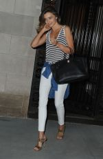MIRANDA KERR Arrives at Mandarin Oriental Hotel in New York
