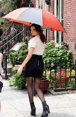 MIRANDA KERR at a Photoshoot in New York