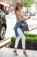 MIRANDA KERR Out and About in New York 1907