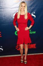 MIRCEA MONROE at CBS 2014 TCA Summer Tour
