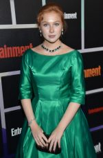 MOLLY QUINN at Entertainment Weekly's Comic-con Celebration