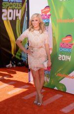 NASTIA LIUKIN 2014 Kid's Choice Sports Awards in Los Angeles