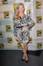 NATALIE DORMER at Women Who Kick Wrongside Panel at Comic-con