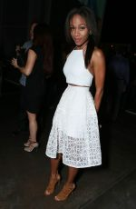 NICOLE BEHARIE at Entertainment Weekly