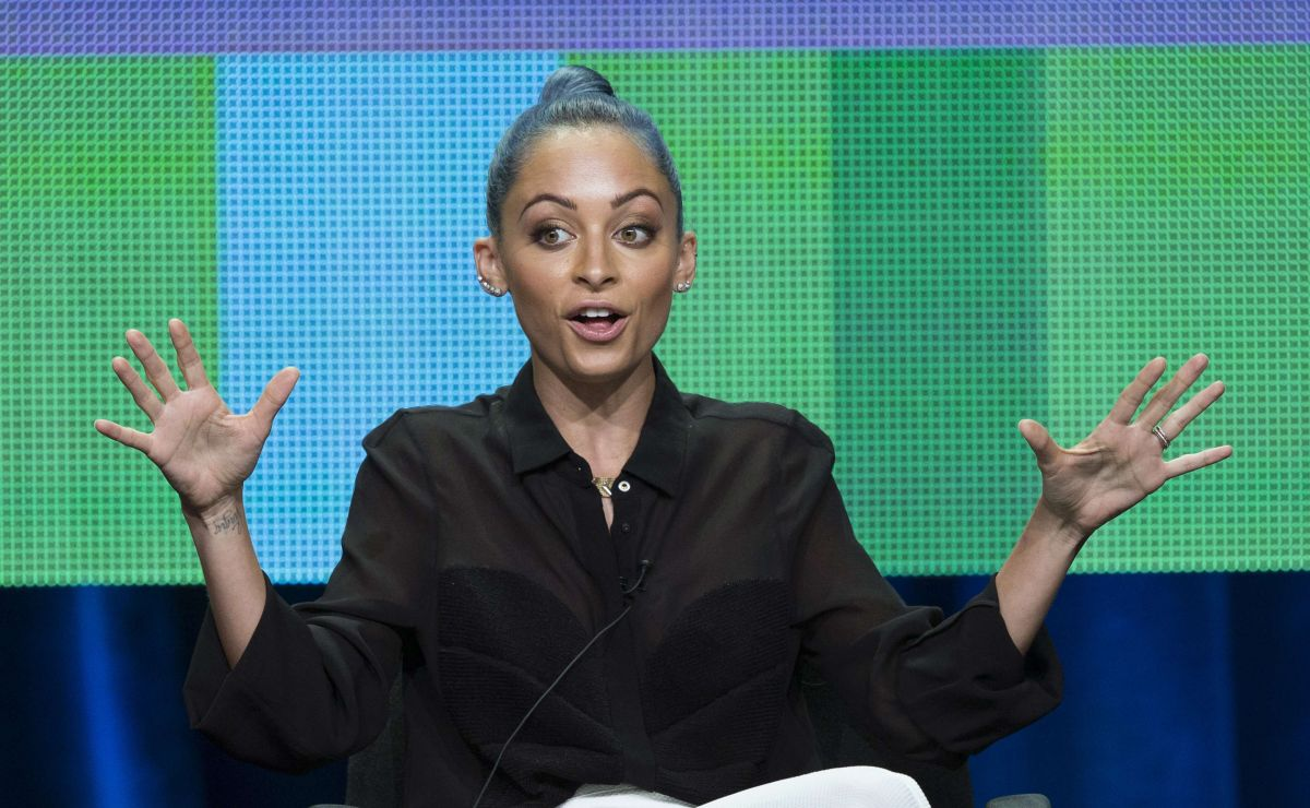 NICOLE RICHIE at VH1 Panel at 2014 TCA Summer Tour