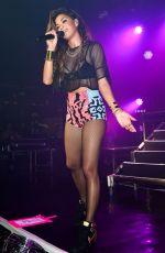 NICOLE SCHERZINGER Performs at G-A-Y Nightclub in London