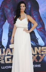 NICOLE SHIPLEY at Guardians of the Galaxy Premiere in Hollywood