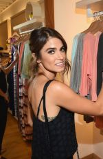 NIKKI REED at Splendid Tanktastic Event at The Grove in Los Angeles