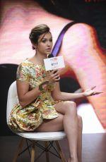 NINA DOBREV at a Fan Meeting in Beijing