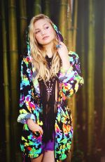 OLIVIA HOLT in Disfunkshion Magazine, Summer 2014 Issue