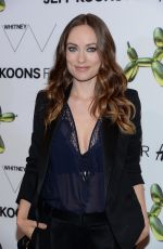 OLIVIA WILDE at H&M Flagship Store Launch in New York