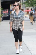 OLIVIA WILDE Out and About in New York 1007