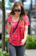 OLIVIA WILDE Out in New York 2907
