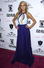 PARIS HILTON at Come Alive Single Release Party