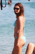 PAULINA PORIZKOVA in Bikini on Vacation