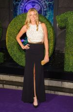 PETRA KVITOVA at Wimbledon Champions Dinner in London