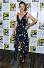 PHOEBE TONKIN at The Originals Panel at Comic-con in San Diego