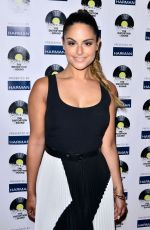 PIA TOSCANO at The Distortion of Sound Premiere in Los Angeles