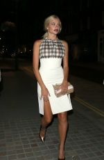 PIXIE LOTT Arrives at Chiltern Firehouse in London