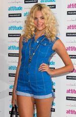 PIXIE LOTT at Attitude Magazine Hot 100 Party in London