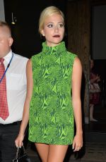 PIXIE LOTT Leaves Century Club in London