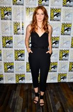 RACHELLE LEFEVRE at Under the Dome Presentation at Comic-con 2014 in San Diego