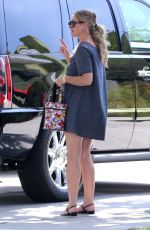 REBECCA GAYHEART Out and About in Los Angeles