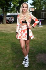 RITA ORA and IGGY AZALEA Performs ar Wireless Festival in London