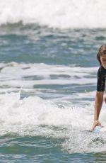 ROSAMUND PIKE in Bikini in Hawaii