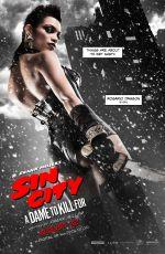 ROSARIO DAWSON - Sin City: A Dame to Kill For Promo