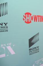 ROSE MCIVER at Masters of S.x Season 2 2014 TCA Summer Tour