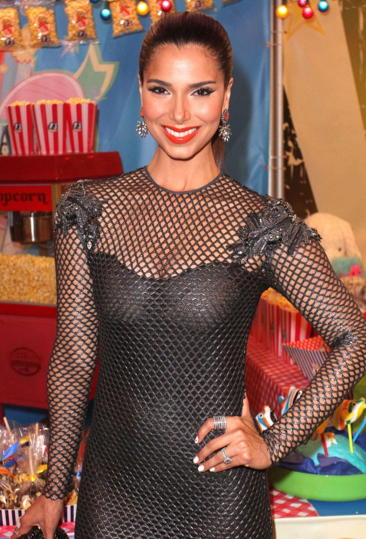 ROSELYN SANCHEZ at Premios Juventud 2014 in Coral Gables