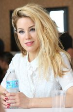 ROXANNE MCKEE at Dominion Panel at Comic-con in San Diego