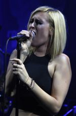 RUMER WILLIS Performs at the Sayers Club in Hollywood