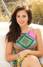 RYAN NEWMAN at 2014 Just Jared Summer Fiesta in West Hollywood