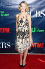 SADIE CALVANO at CBS 2014 TCA SUmmer Tour