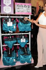 SAM FAIERS at Ann Summers Launch at Bluewater Shopping Centre in Kent