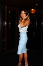 SAM FAIERS at LBD Plan Launch Party in London