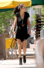 SELENA GOMEZ Out and About in Miami
