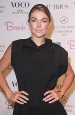 SERINDA SWAN at Beach Bunny Fashion Show in Miami