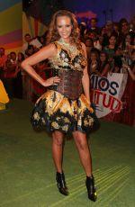 SHAILA DURCAL at Premios Juventud 2014 in Coral Gables