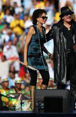 SHAKIRA Pergorms at 2014 Fifa World Cup Closing Ceremony